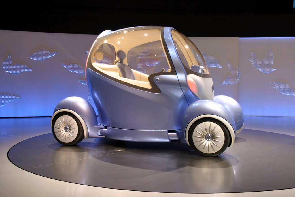 2008 Nissan Pivo2 Concept