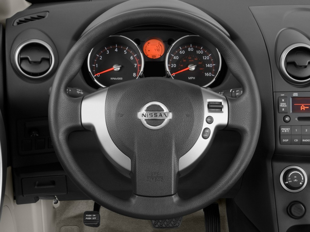 image 2008 nissan rogue fwd 4 door sl steering wheel size 1024 x 768 type gif posted on. Black Bedroom Furniture Sets. Home Design Ideas