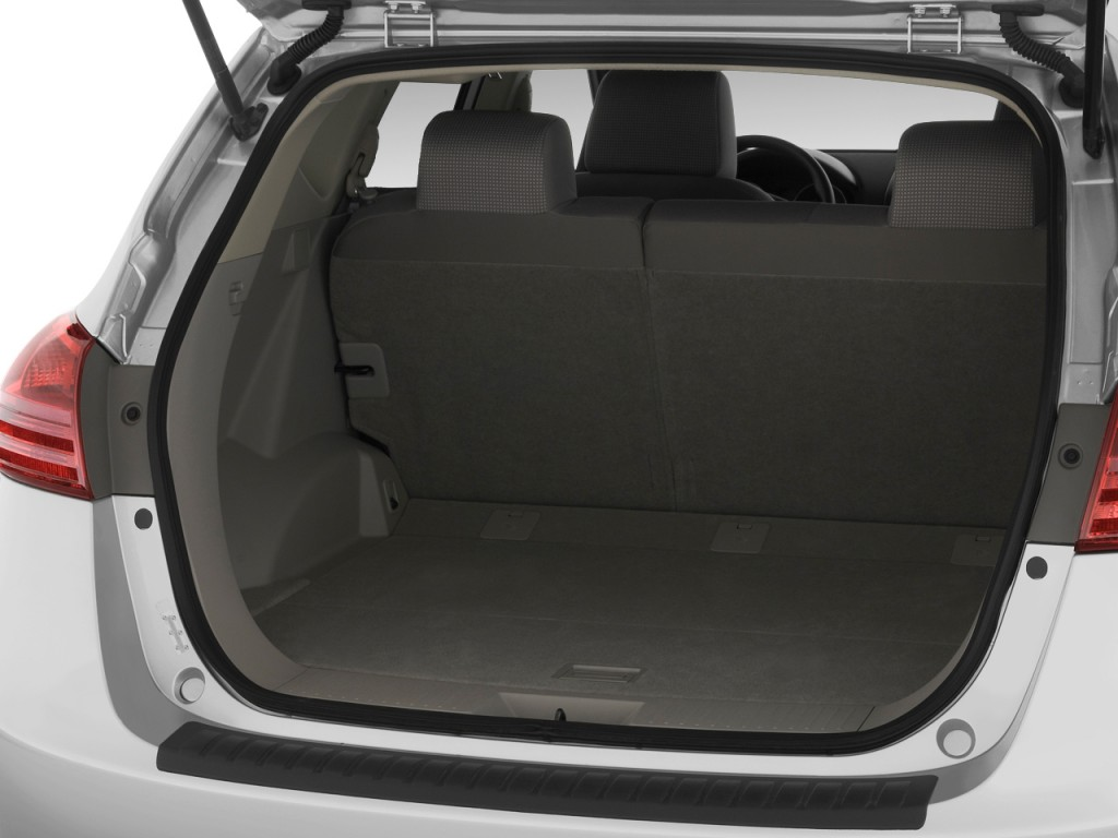 Uber Car Types >> Image: 2008 Nissan Rogue FWD 4-door SL Trunk, size: 1024 x 768, type: gif, posted on: December 6 ...