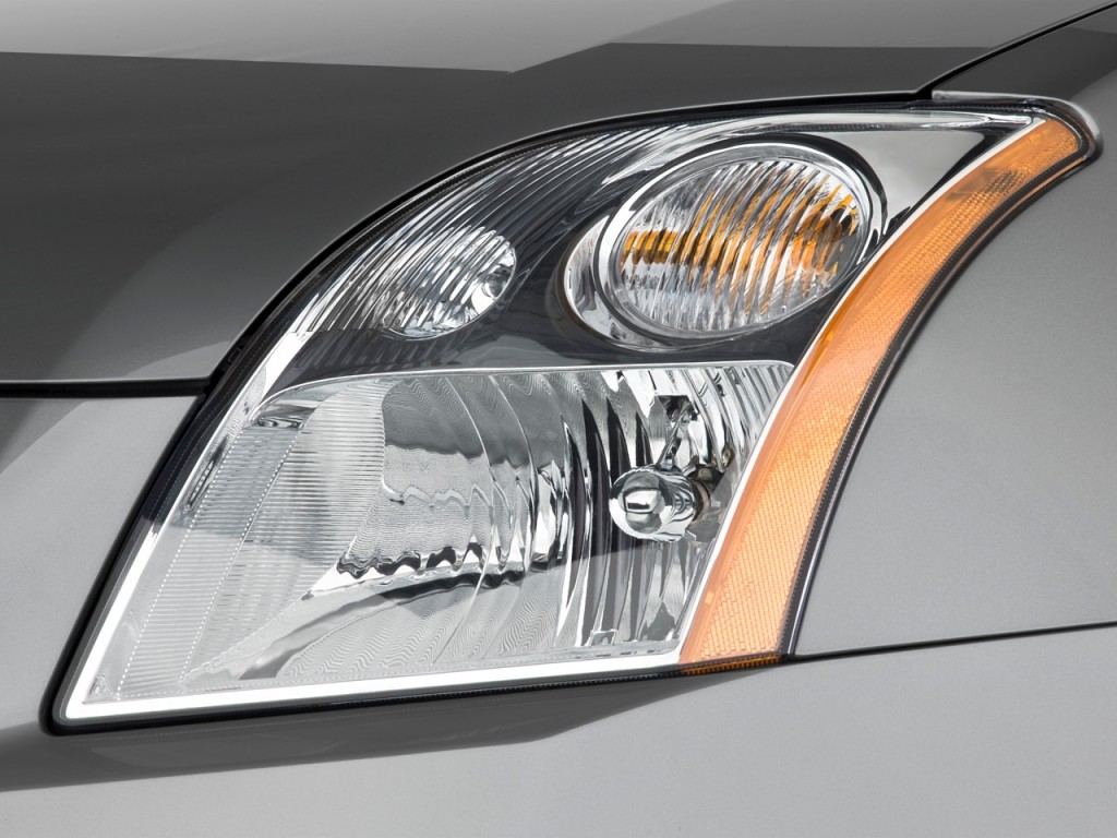 Image 2008 Nissan Sentra 4 Door Sedan Cvt 2 0 Headlight Size 1024 X 768 Type Gif Posted On