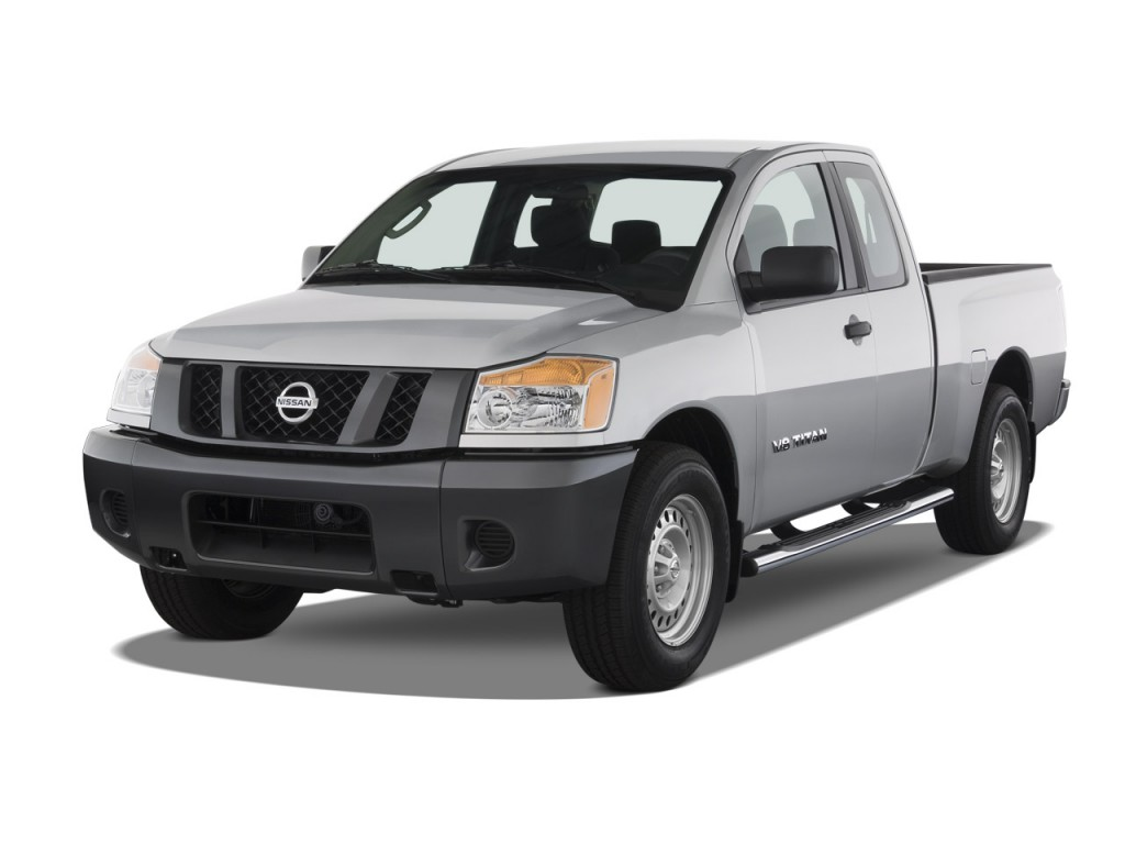 Great 2008 Nissan Titan Review, Ratings, Specs, Prices, And Photos   The Car  Connection