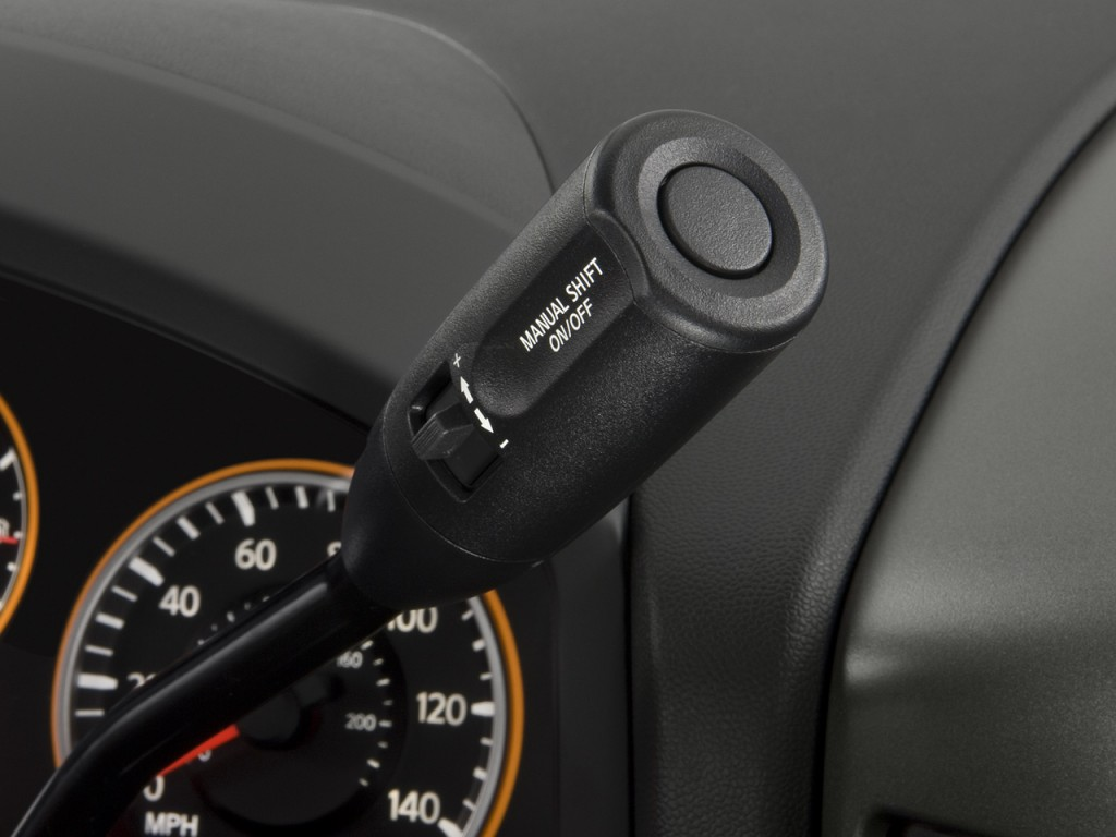 Image 2008 Nissan Titan 2wd King Cab Swb Xe Gear Shift Size 1024 X 768 Type Gif Posted On