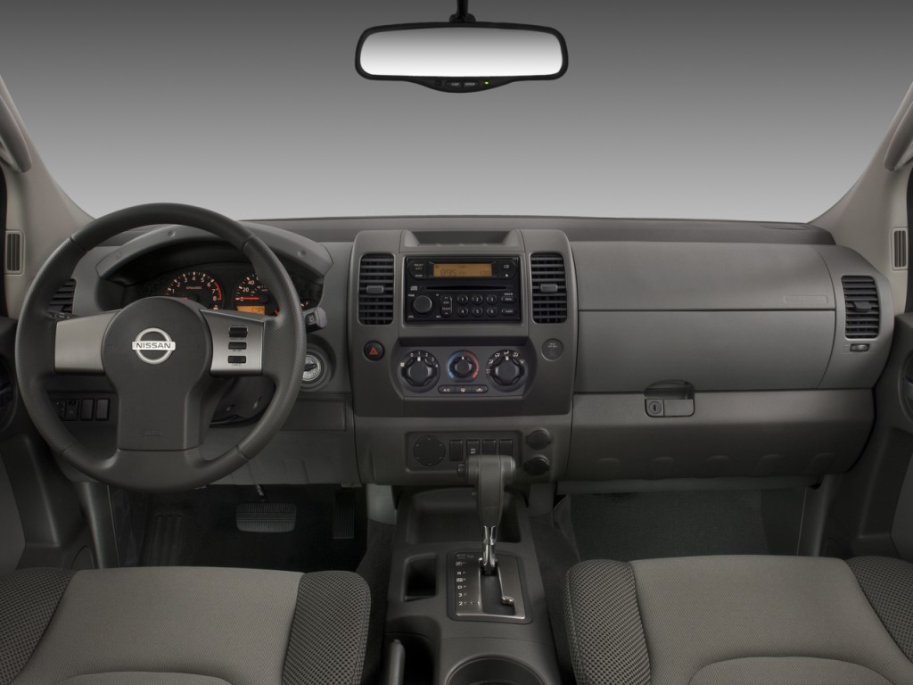 Image: 2008 Nissan Xterra 2WD 4-door Auto S Dashboard ...