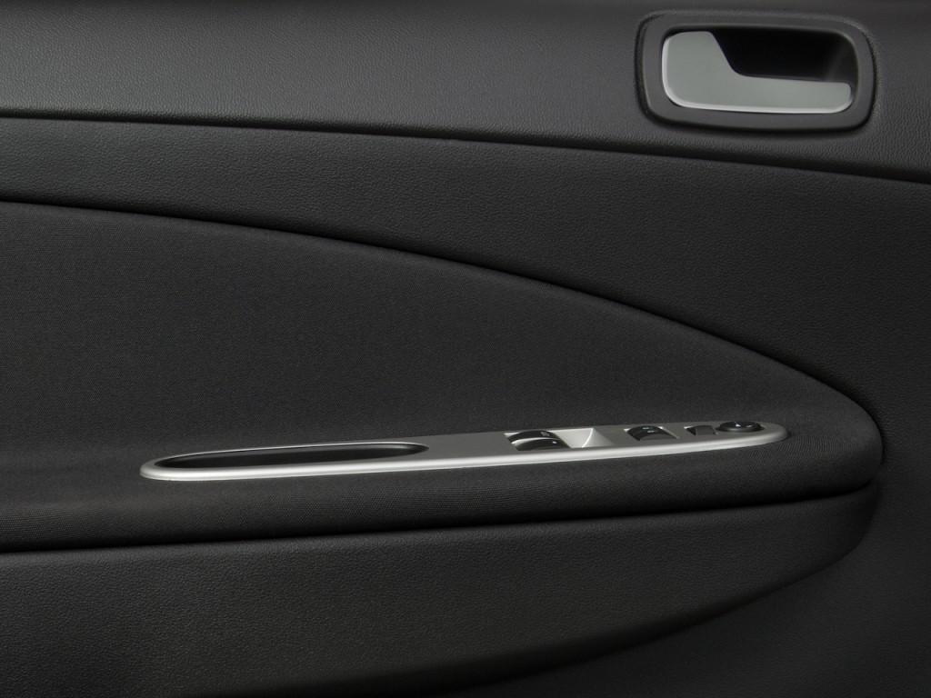 Image 2008 Pontiac G5 2 Door Coupe Door Controls Size