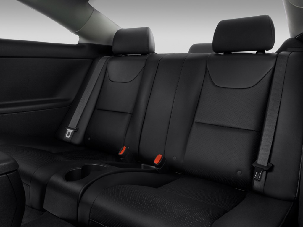 Image 2008 Pontiac G6 2 Door Coupe Gxp Rear Seats Size