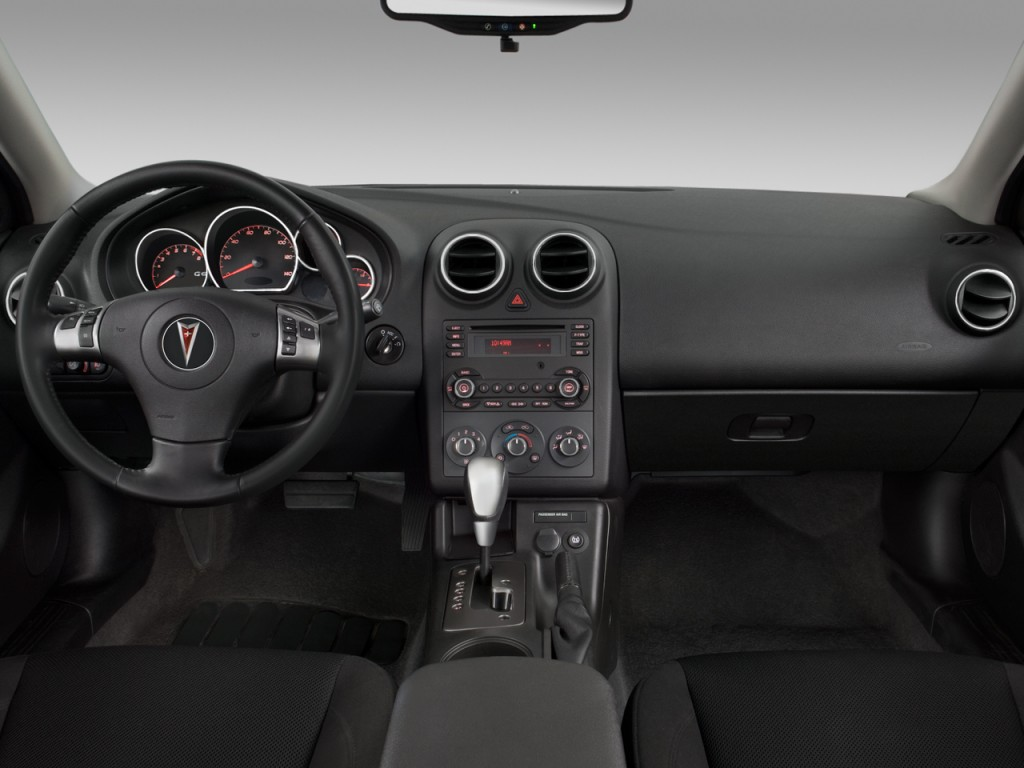 Image: 2008 Pontiac G6 4-door Sedan GT Dashboard, size ...