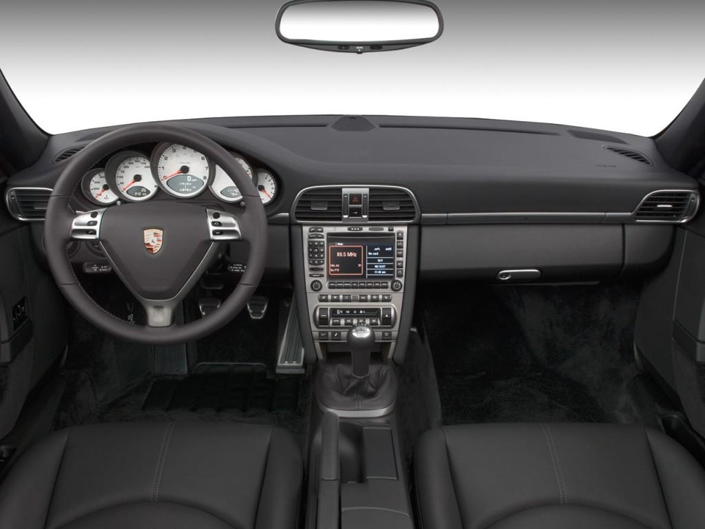 Image: 2008 Porsche 911 Carrera 2-door Cabriolet 4S ...