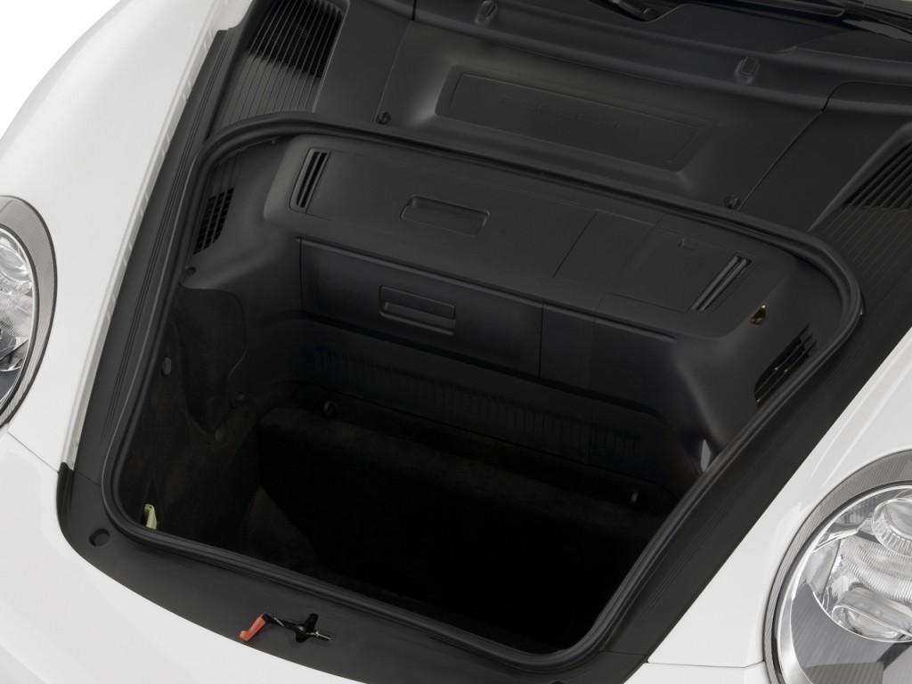 Image 2008 Porsche 911 Carrera 2 Door Coupe S Trunk Size