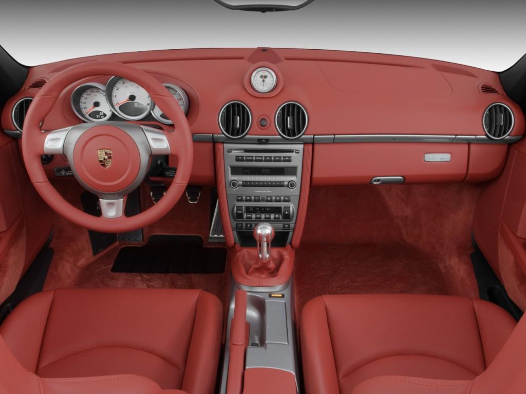 Image: 2008 Porsche Boxster 2-door Roadster RS 60 Spyder ...