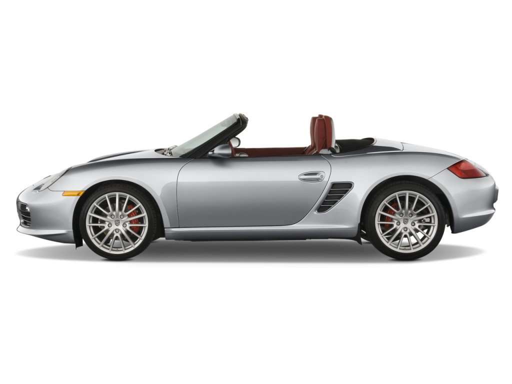 image 2008 porsche boxster 2 door roadster rs 60 spyder side exterior view size 1024 x 768. Black Bedroom Furniture Sets. Home Design Ideas
