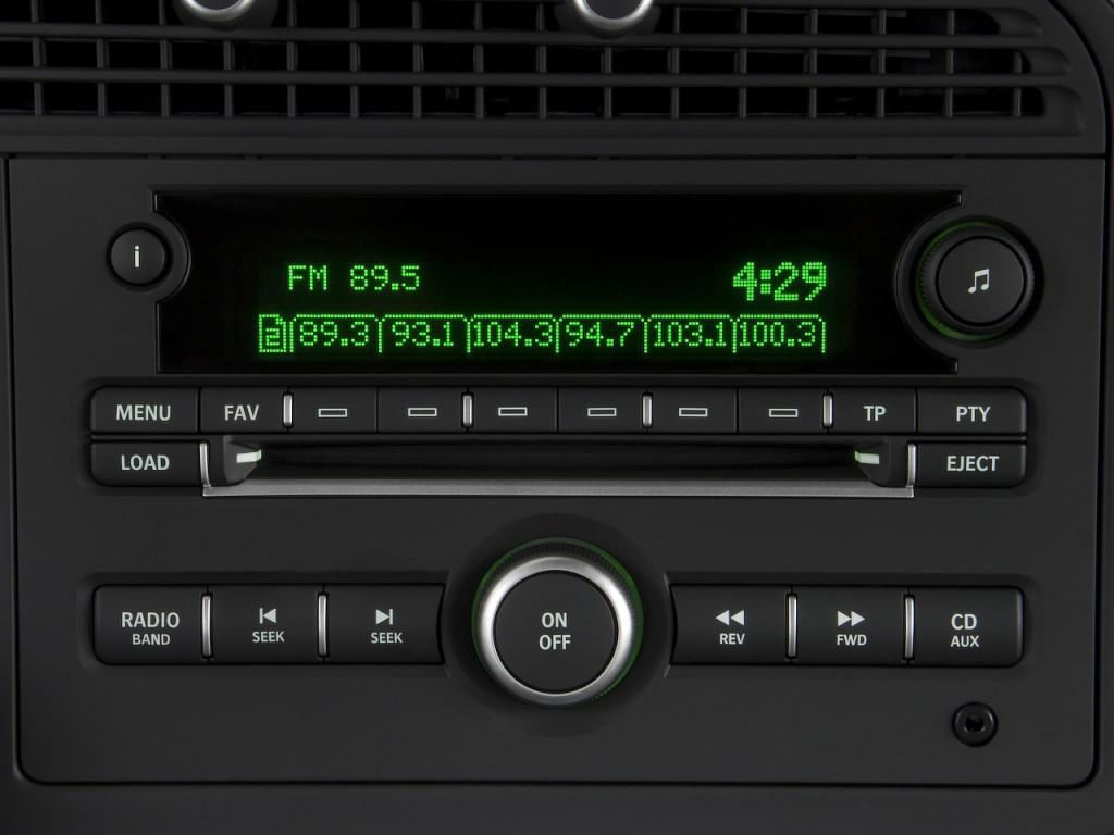 Saab Door Sedan Aero Audio System L on 2000 Saab 9 5 Aero
