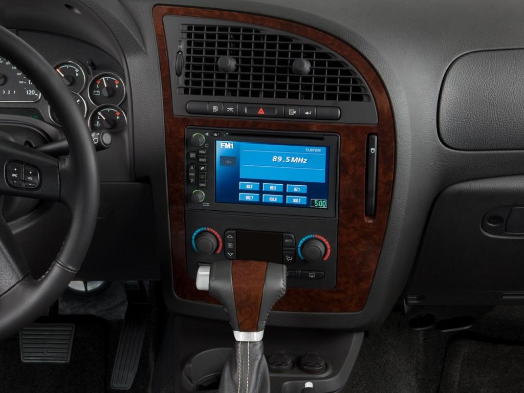 Saab saab 97x : Image: 2008 Saab 9-7X AWD 4-door Aero Instrument Panel, size: 1024 ...