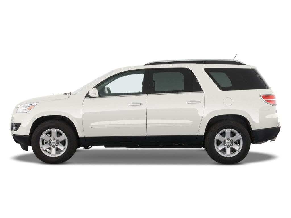 Image: 2008 Saturn Outlook FWD 4-door XR Side Exterior View, size: 1024 x 768, type: gif, posted ...