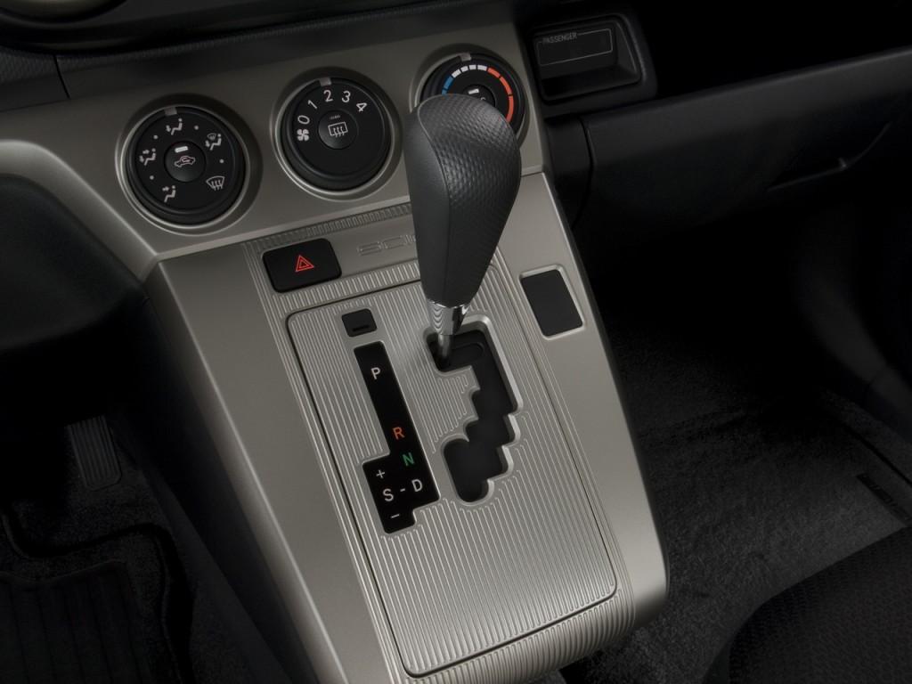 image 2008 scion xb 5dr wagon auto natl gear shift. Black Bedroom Furniture Sets. Home Design Ideas