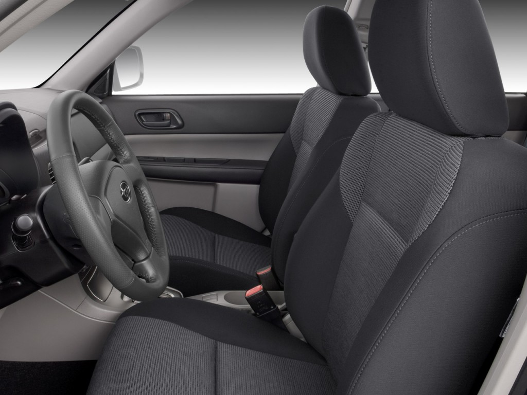 image 2008 subaru forester 4 door auto sports x front seats size 1024 x 768 type gif. Black Bedroom Furniture Sets. Home Design Ideas