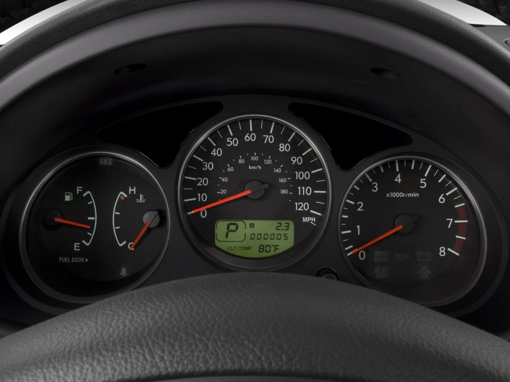 Image: 2008 Subaru Forester 4-door Auto Sports X ...
