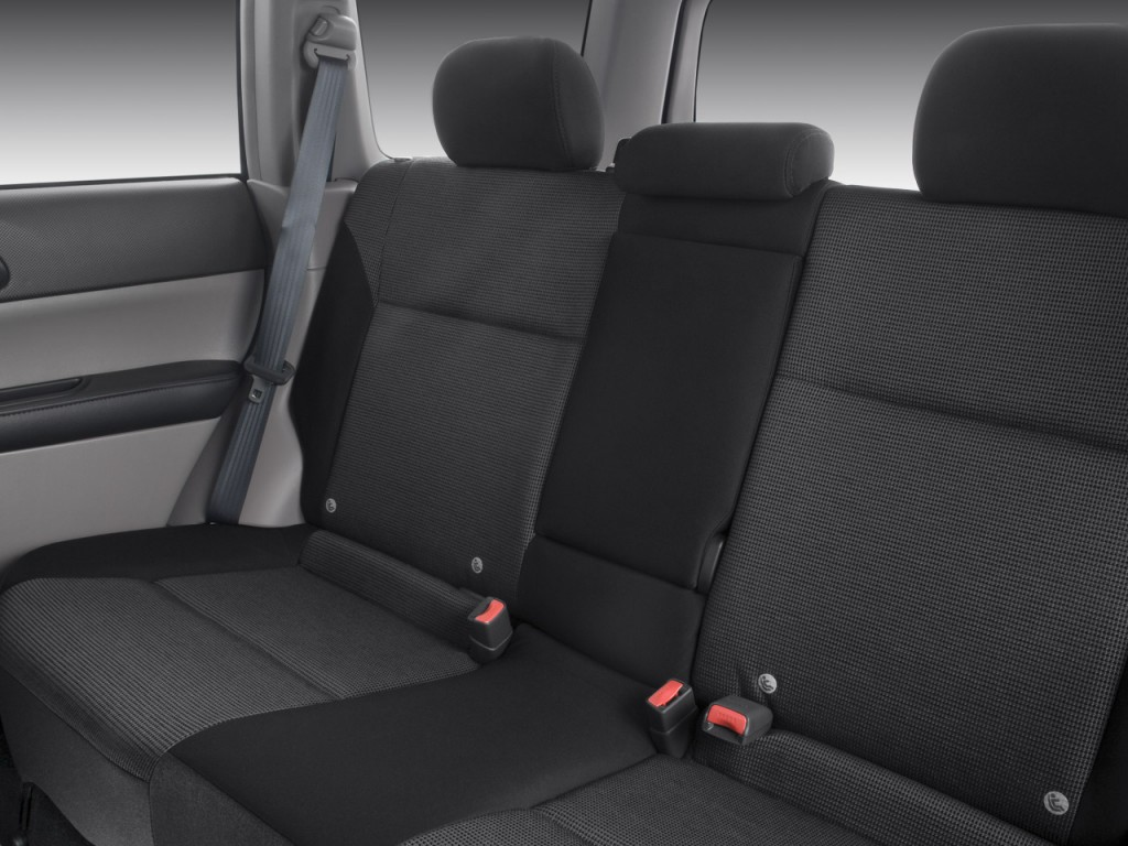 image 2008 subaru forester 4 door auto sports x rear seats size 1024 x 768 type gif posted. Black Bedroom Furniture Sets. Home Design Ideas