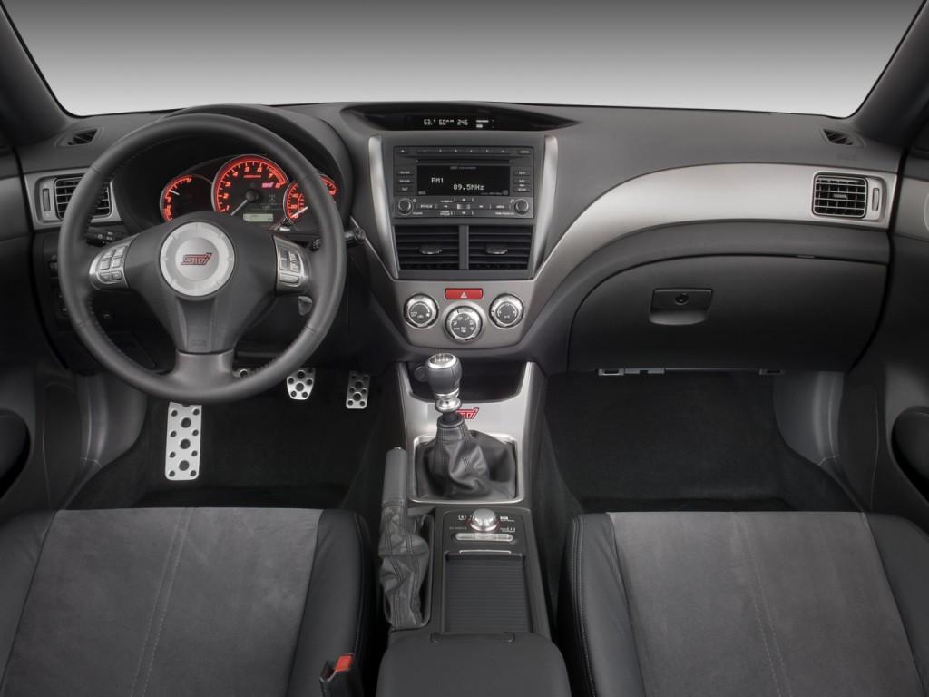 Image: 2008 Subaru Impreza 5dr Man STI Dashboard, size: 1024 x 768, type: gif, posted on ...