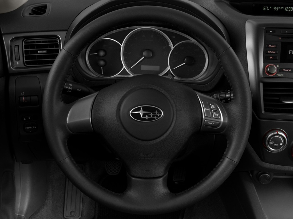 Subaru Impreza Dr Man Wrx Steering Wheel L on 2007 Subaru B9 Tribeca Parts