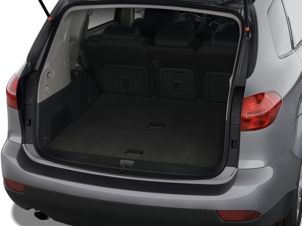 Image 2008 Subaru Tribeca 4 Door 5 Pass Trunk Size 1024