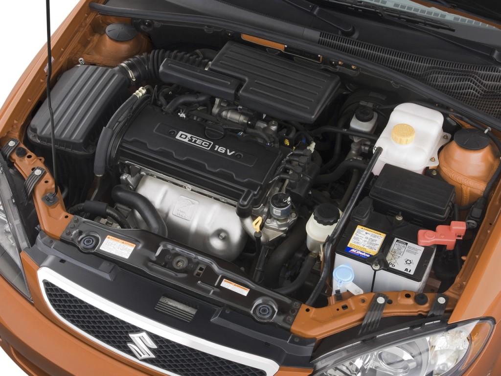 Image: 2008 Suzuki Reno 4-door HB Auto Convenience Pkg ...