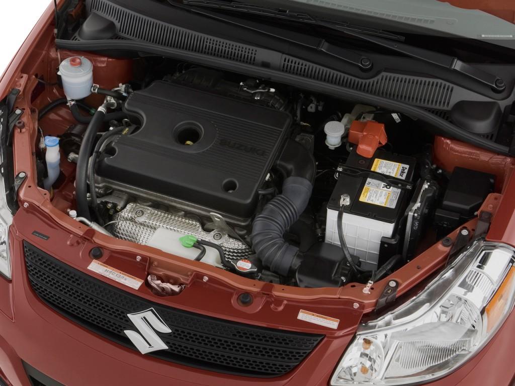 Suzuki Reno Engine Size