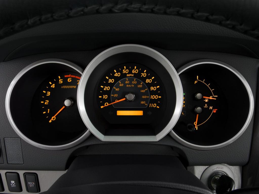 Image: 2008 Toyota 4Runner 4WD 4-door V6 Sport (Natl ...