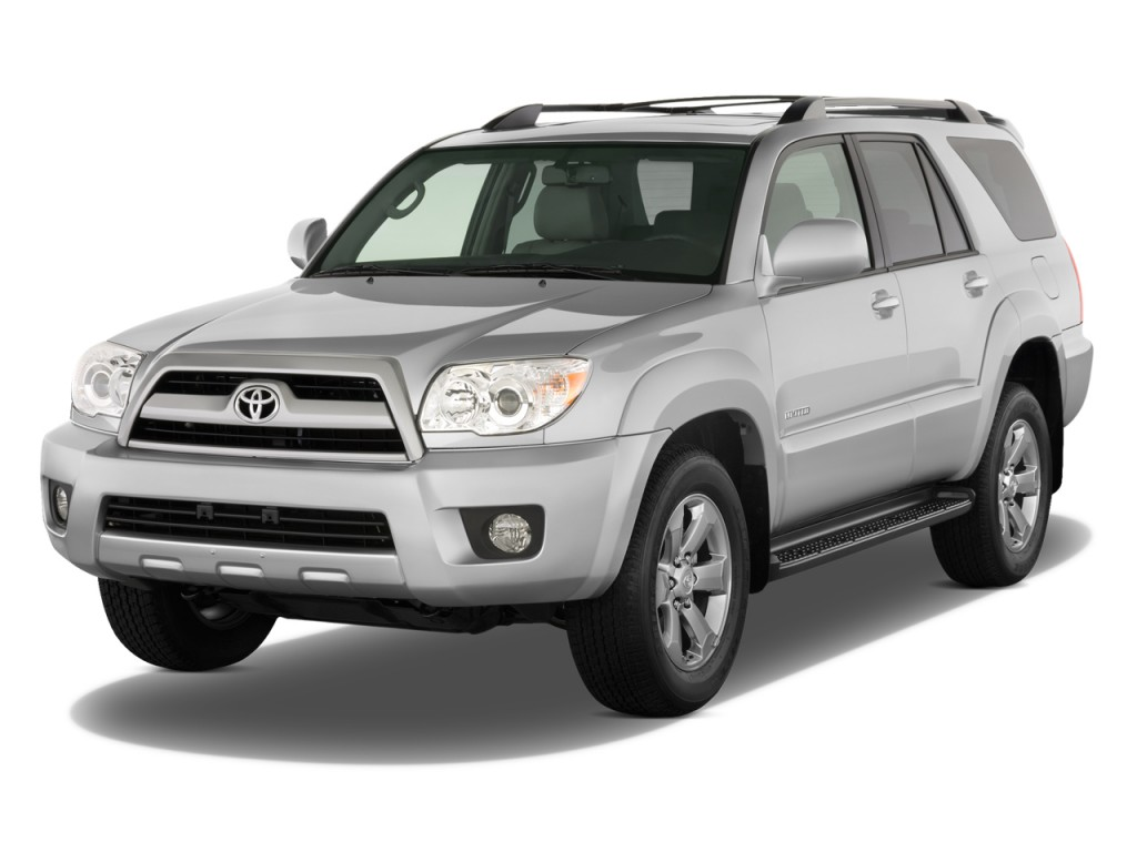 2008 Toyota 4runner Review Ratings Specs Prices And Photos The Car Connection