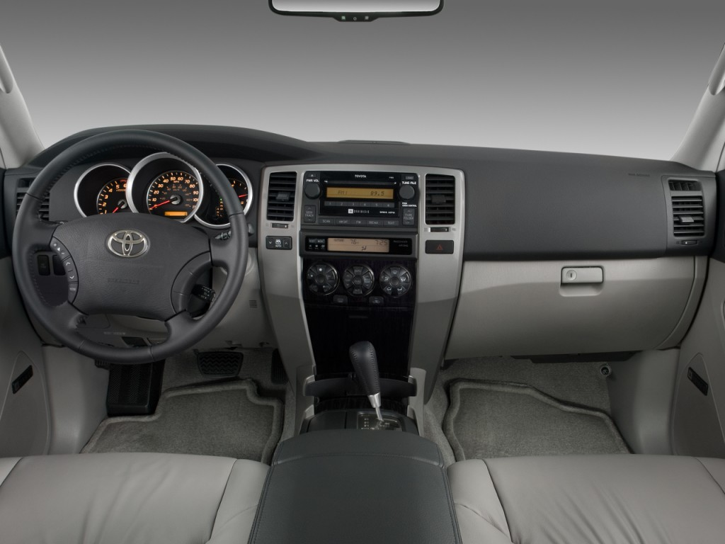 Image: 2008 Toyota 4Runner RWD 4-door V6 Limited (Natl ...