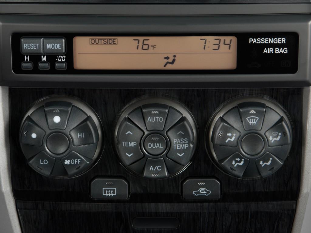 Image: 2008 Toyota 4Runner RWD 4-door V6 Limited (Natl ...