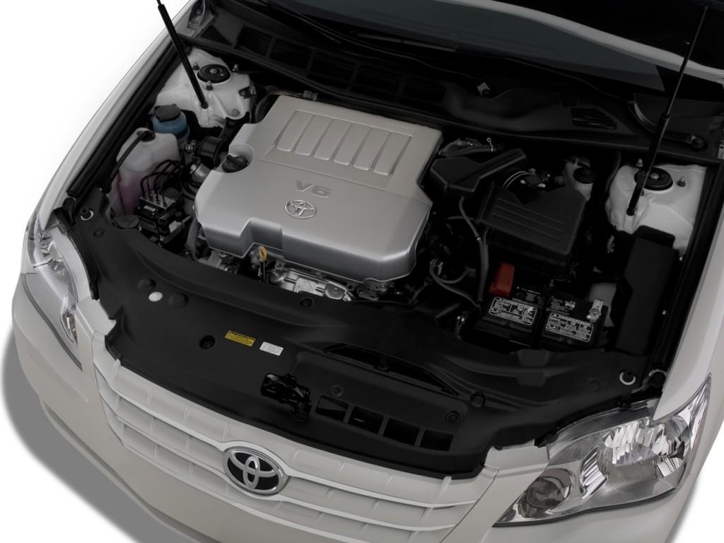 Image  2008    Toyota       Avalon    4door Sedan    XL     Natl     Engine