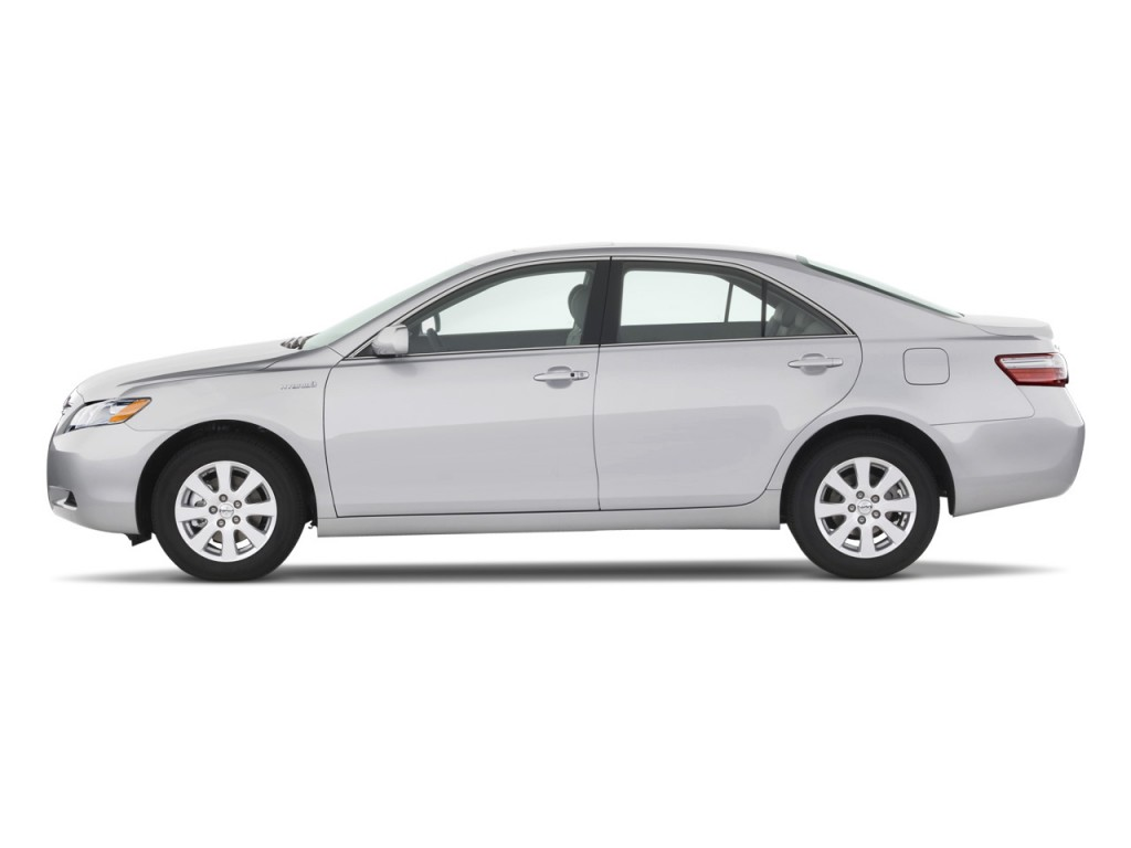 Image 2008 Toyota Camry Hybrid 4 Door Sedan Natl Side