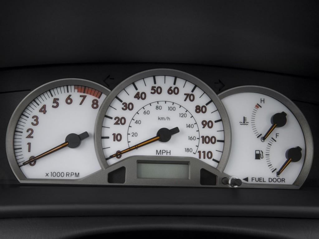 Image: 2008 Toyota Corolla 4-door Sedan Auto S (Natl ...