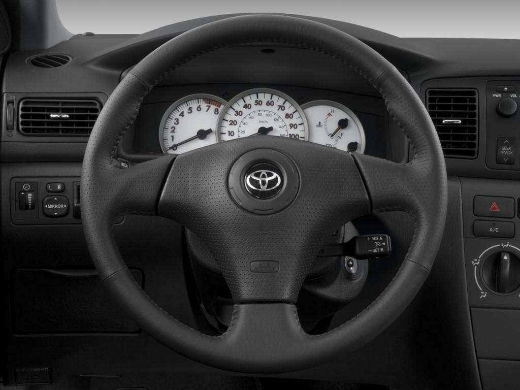Image 2008 Toyota Corolla 4 Door Sedan Auto S Natl