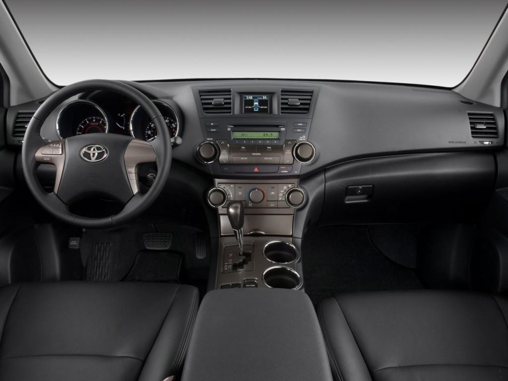 Image: 2008 Toyota Highlander FWD 4-door Sport (Natl ...