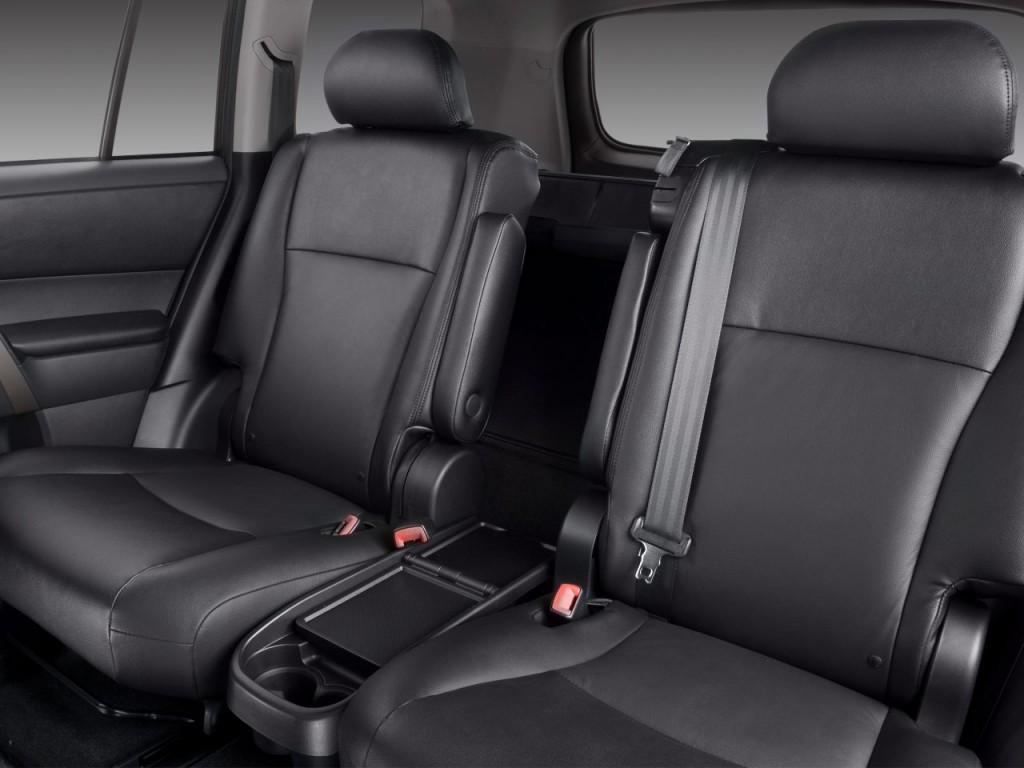 Image 2008 Toyota Highlander Fwd 4 Door Sport Natl Rear Seats Size 1024 X 768 Type Gif