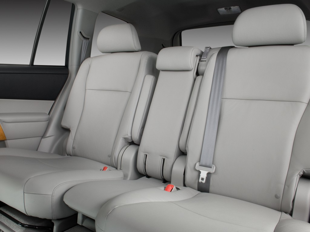 Image: 2008 Toyota Highlander Hybrid 4WD 4-door Limited w ...