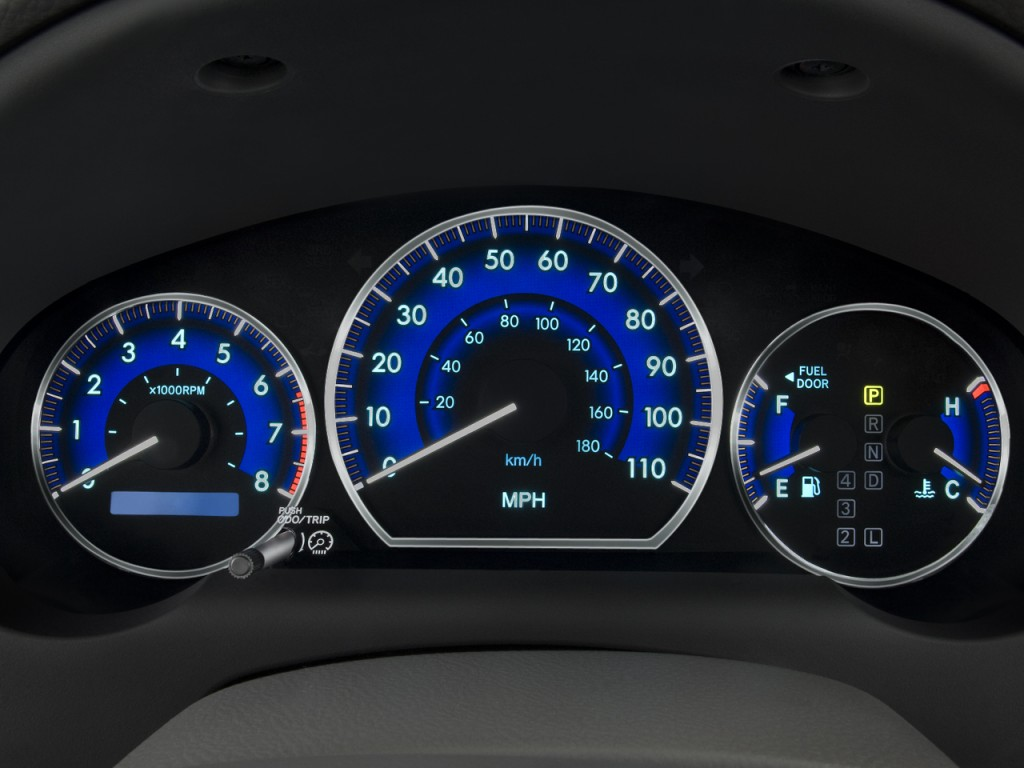 Image 2008 Toyota Sienna 5dr 7 Pass Van Xle Fwd Natl