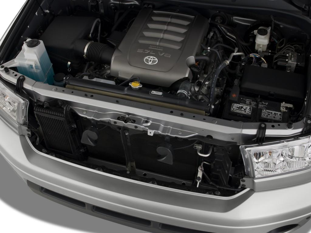 Image: 2008 Toyota Tundra CrewMax 5.7L V8 6-Spd AT LTD ...