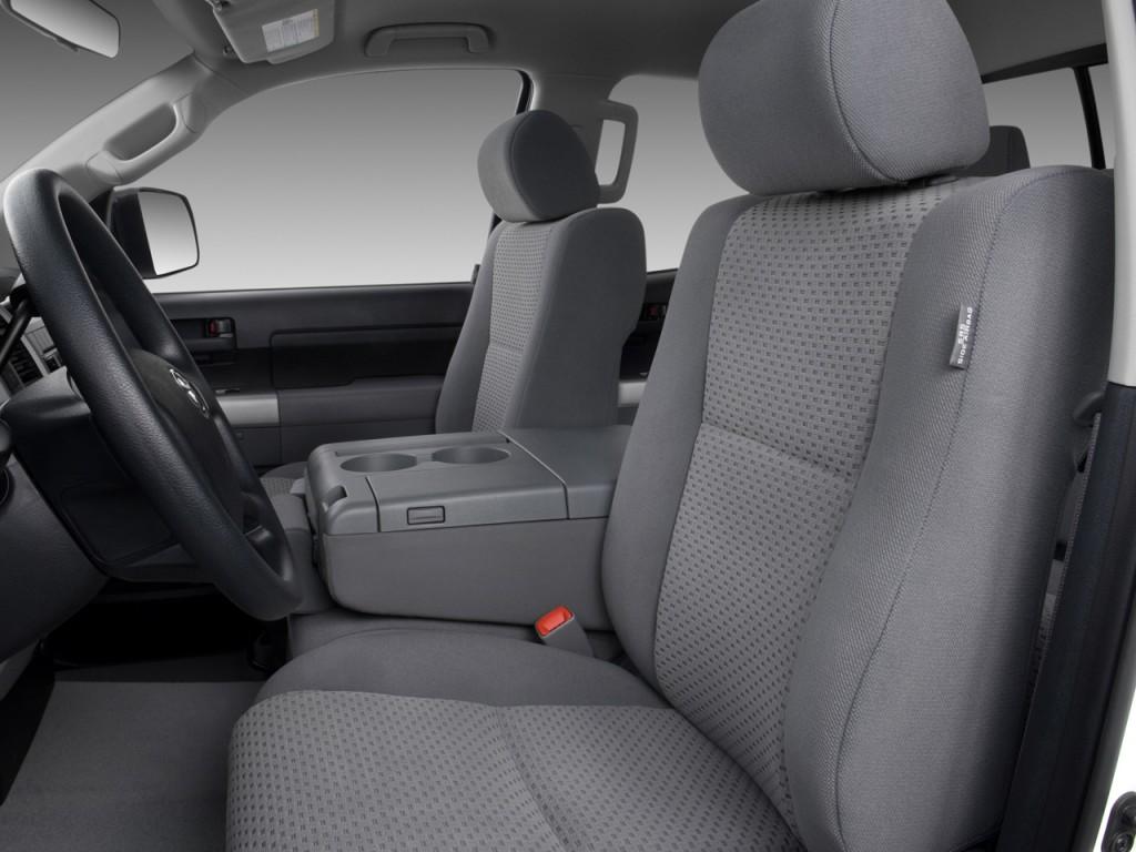 Image: 2008 Toyota Tundra Dbl 4.7L V8 5-Spd AT Grade (Natl ...