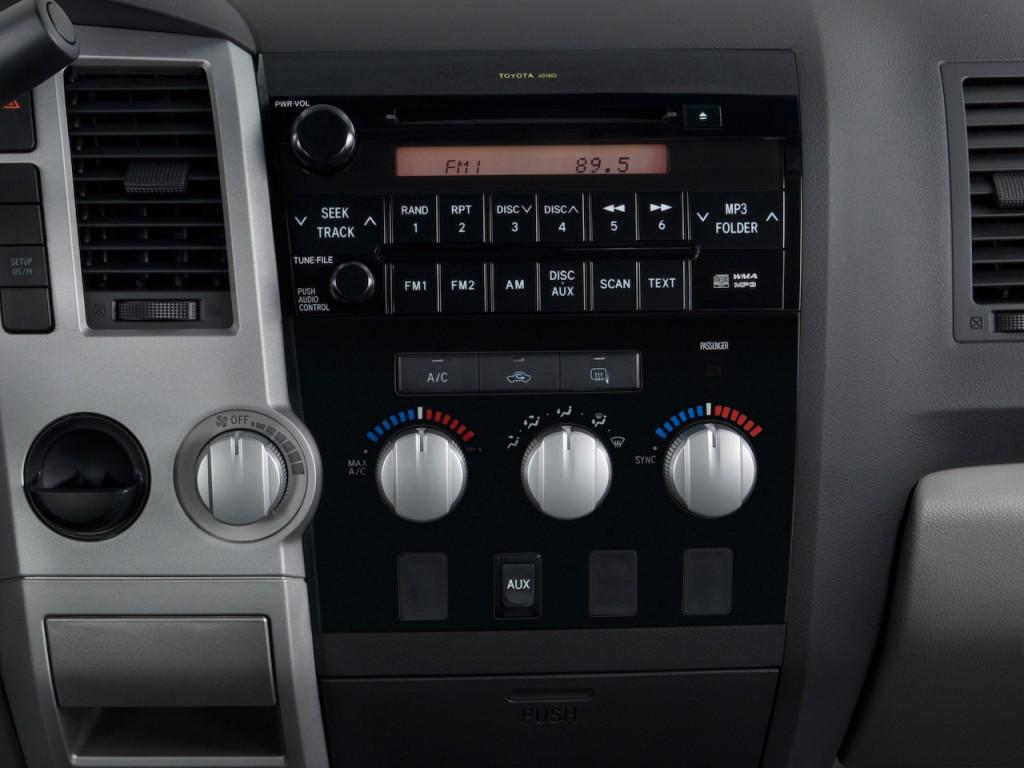 2011 Toyota Tundra Grade >> Image: 2008 Toyota Tundra Dbl 4.7L V8 5-Spd AT Grade (Natl ...