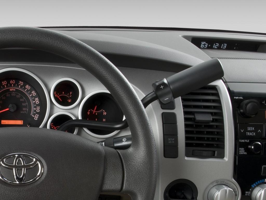 Image: 2008 Toyota Tundra Reg 4.7L V8 5-Spd AT Grade (Natl ...
