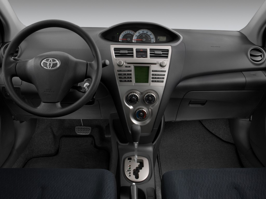 Image 2008 Toyota Yaris 4 Door Sedan Auto Natl