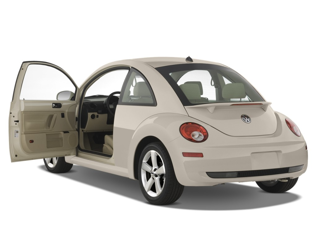Image: 2008 Volkswagen New Beetle Coupe 2-door Auto S Open ...