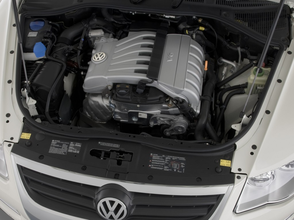 Image: 2008 Volkswagen Touareg 4-door V6 Engine, size: 1024 x 768, type: gif, posted on ...