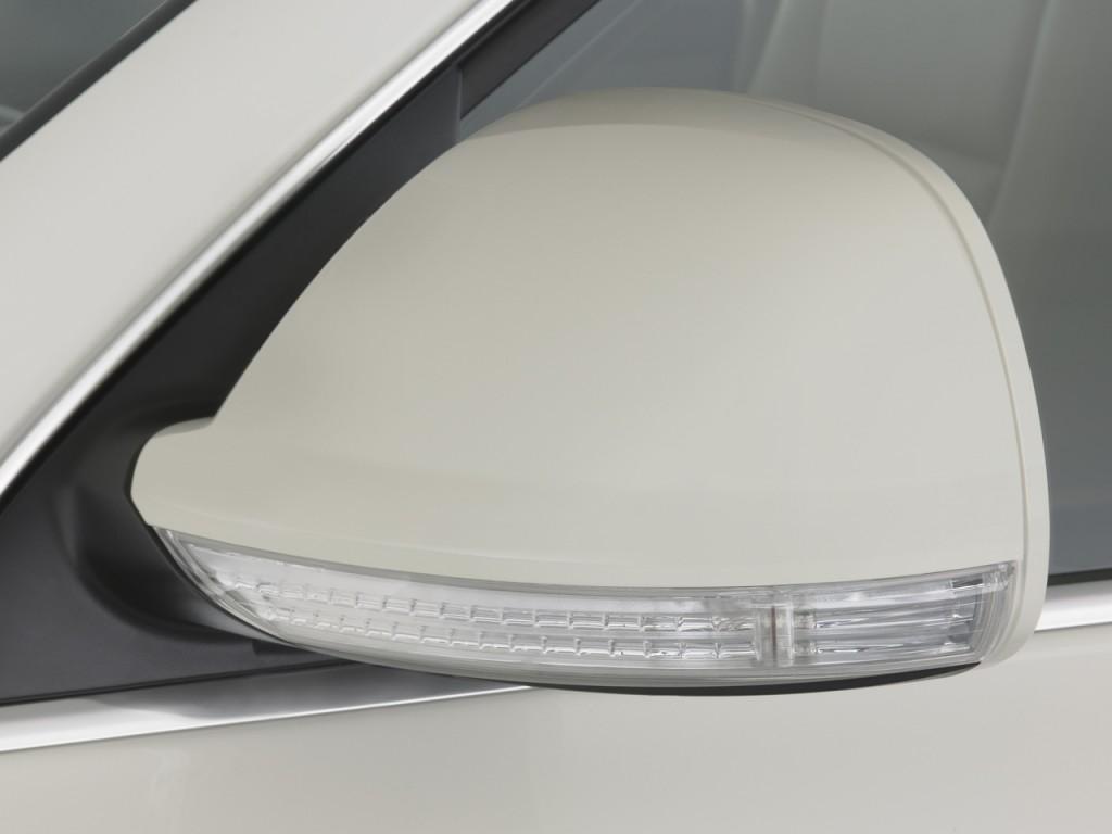 Image: 2008 Volkswagen Touareg 4-door V6 Mirror, size ...