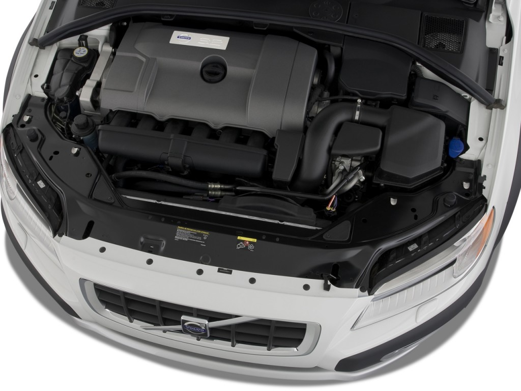 Image: 2008 Volvo XC70 4-door Wagon Engine, size: 1024 x ...