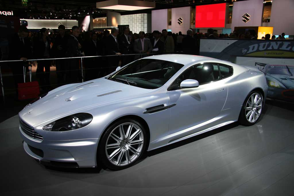Aston Reveals Performance Trio