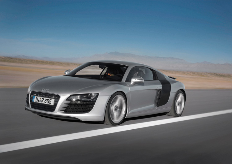 2008 Audi R8 Review Ratings Specs Prices And Photos