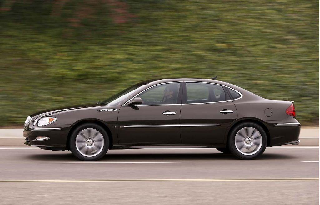 Image: 2008 Buick LaCrosse Super, size: 1024 x 655, type ...